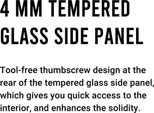 מארז מחשב Antec DF700 Flux