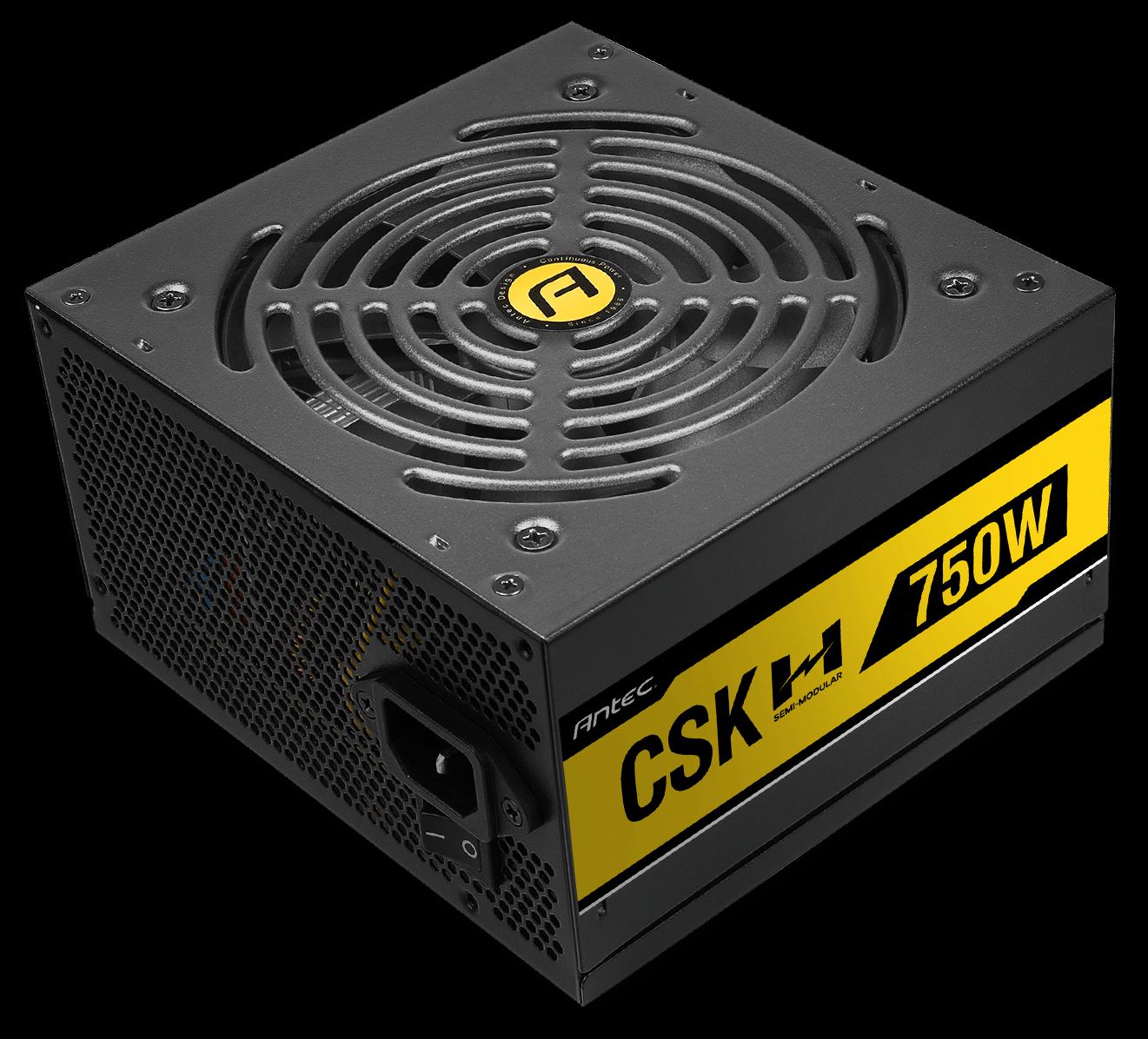 ANTEC CSK750H 80+BRONZE-overview