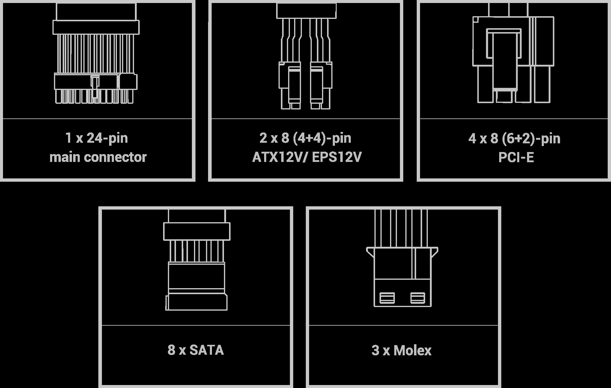 ANTEC CSK750H 80 PLUS BRONZE-overview