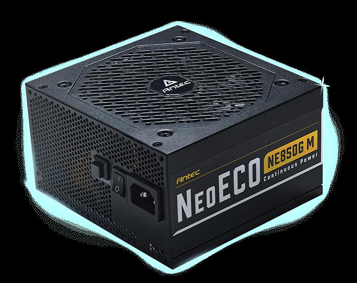ANTEC NE850 80 PLUS GOLD-overview